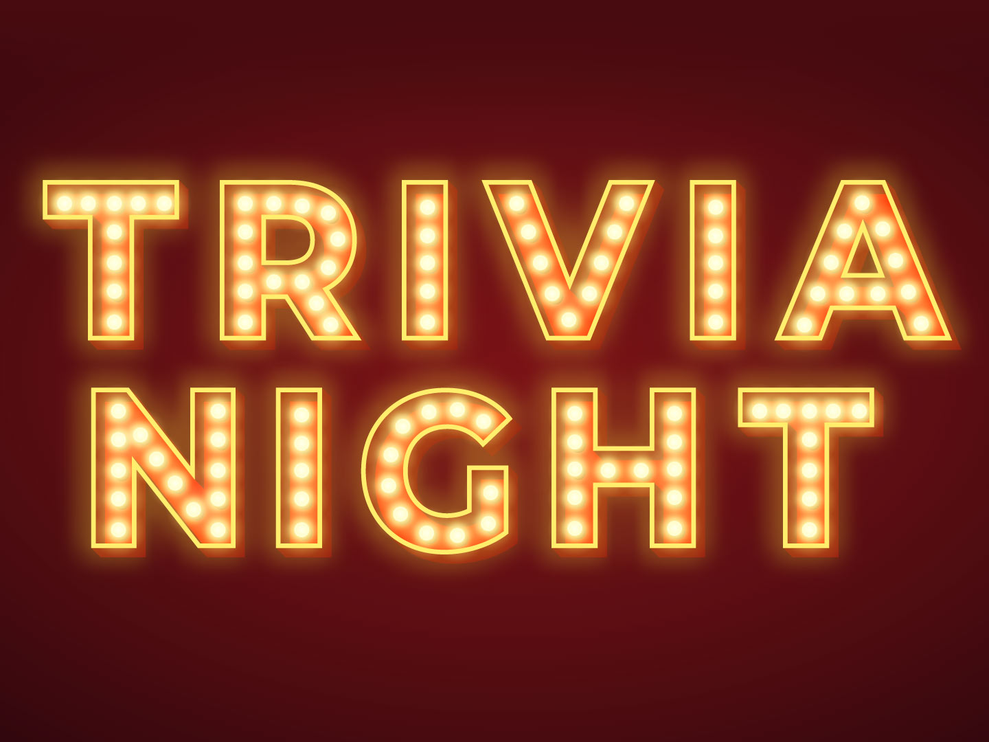 Trivia Night at the Capitol Centre