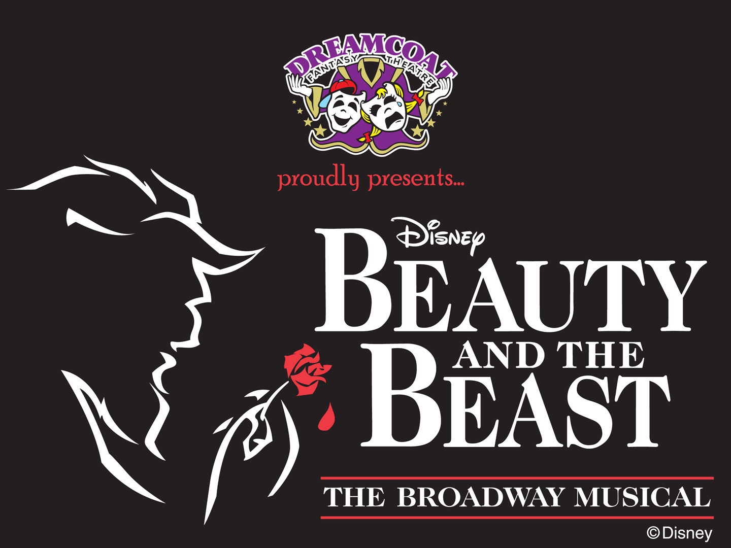 Dreamcoat presents Beauty and the Beast