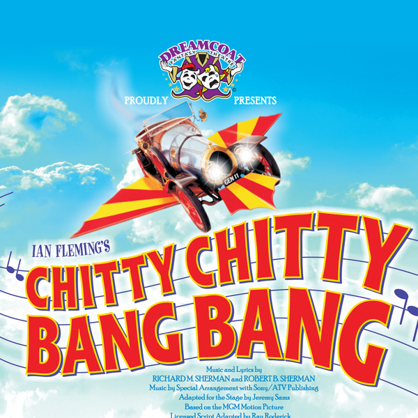 Dreamcoat presents Chitty Chitty Bang Bang