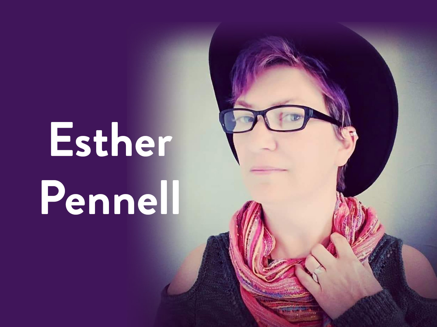 Esther Pennell · sharedbenefit Concert