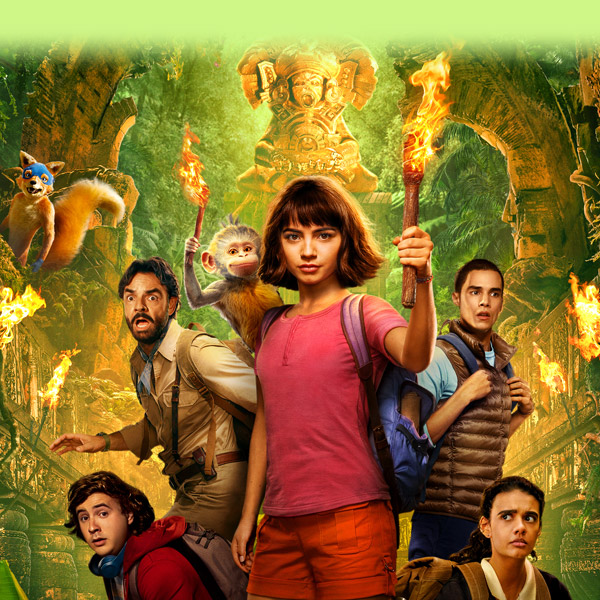 Free Family Film: Dora and the Lost City of Gold