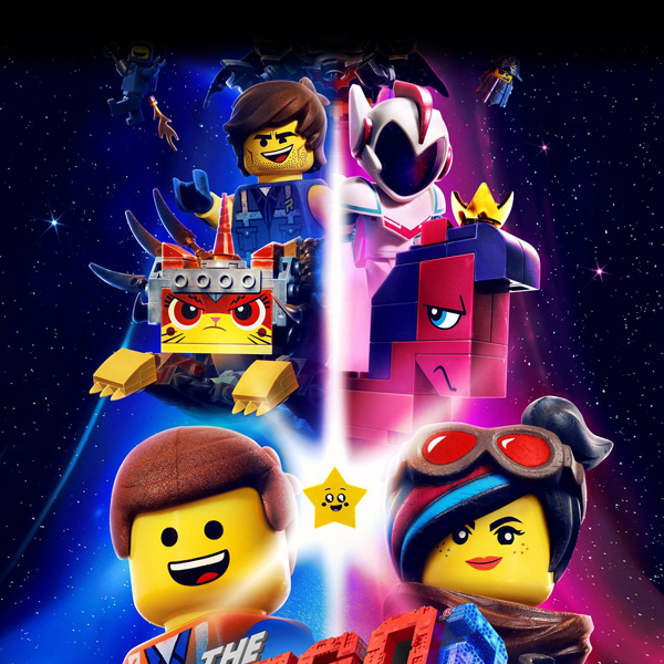 Free Family Film - Lego Movie 2: The Second Part