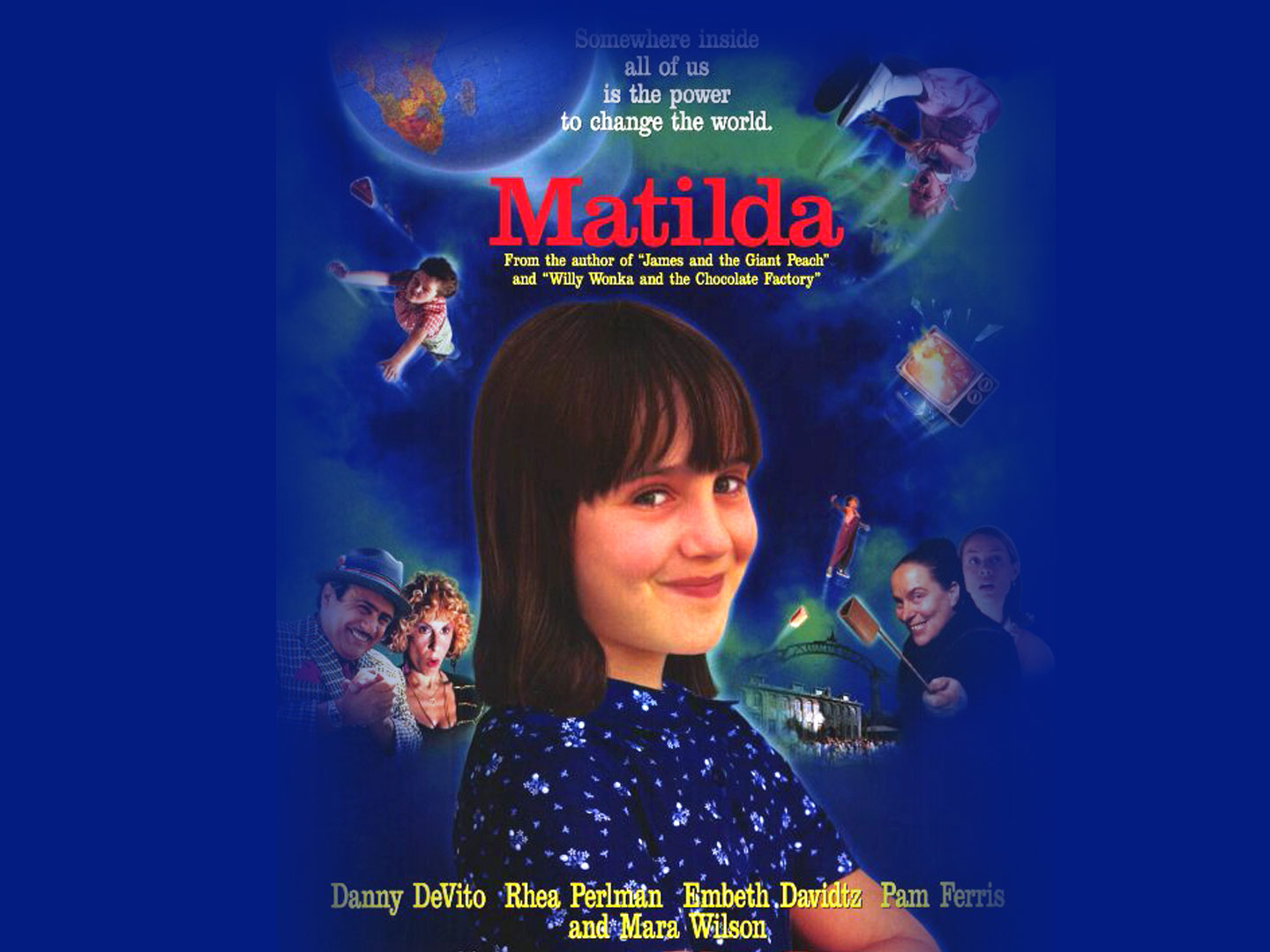 Free Family Film: Matilda