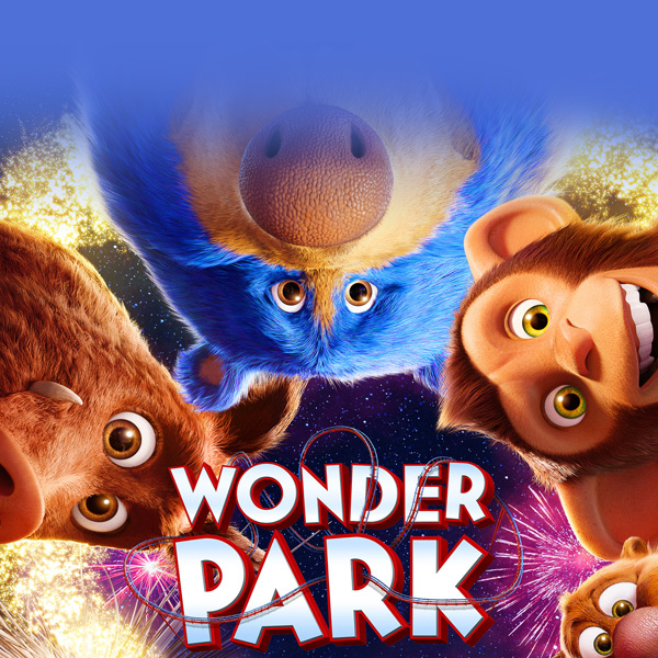 Free Family Film: Wonder Park 2019