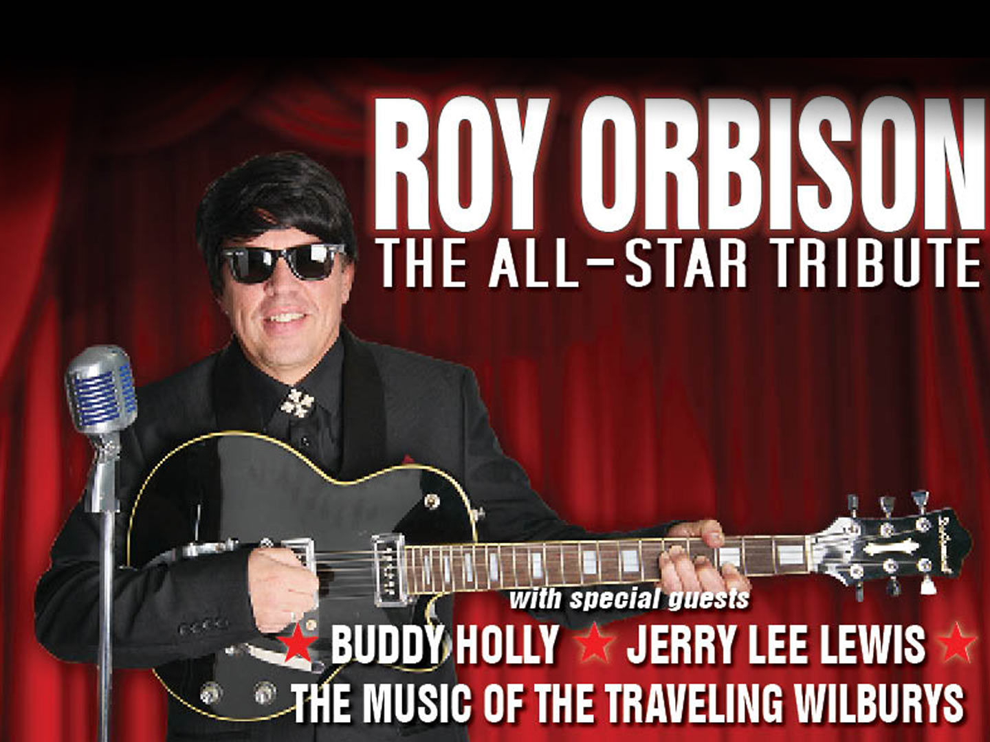 Roy Orbison: All Star Tribute