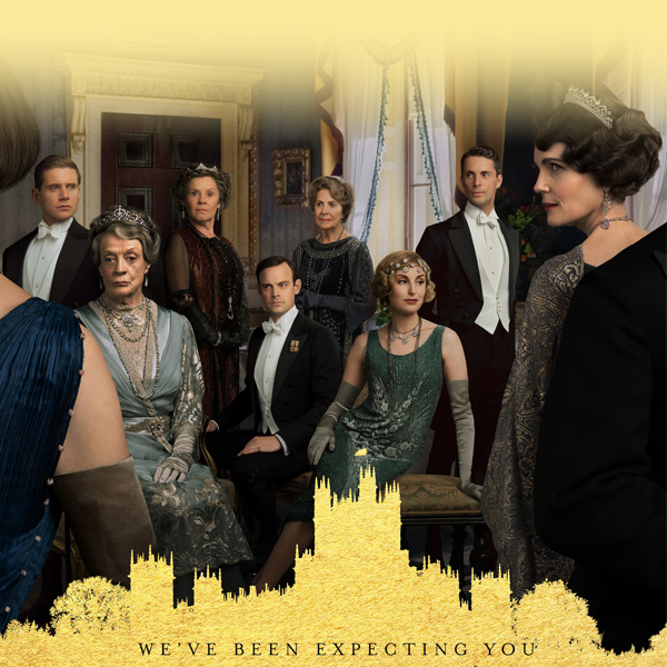 Sunday Cinema: Downton Abbey