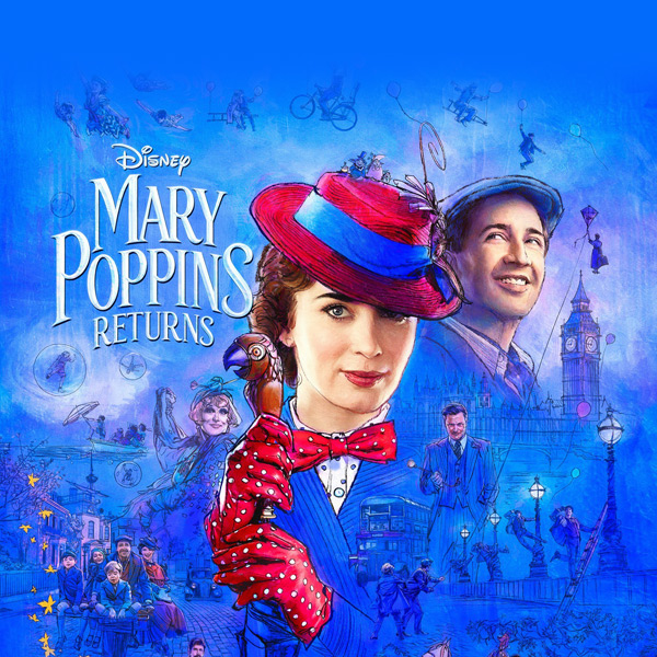 Sunday Cinema: Mary Poppins Returns