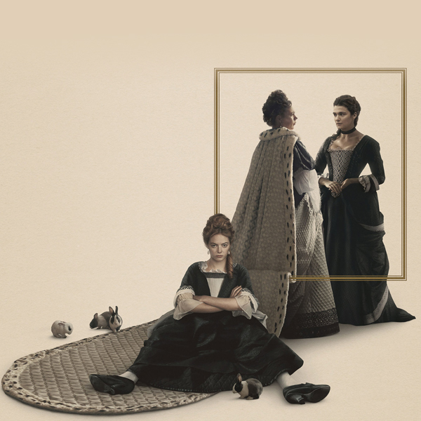 Sunday Cinema: The Favourite