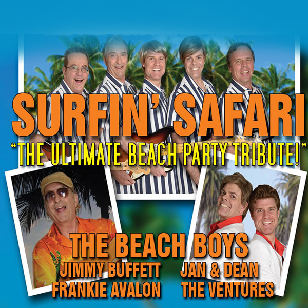 Surfin' Safari: The Ultimate Beach Party Tribute