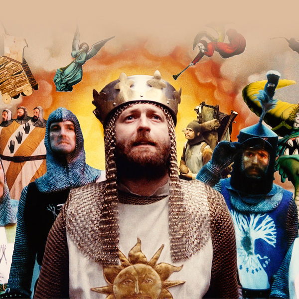 Throwback Thursday: Monty Python and the Holy Grail