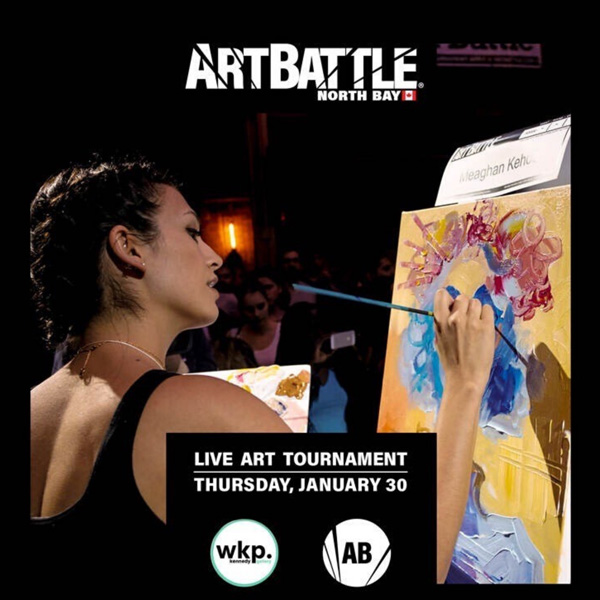 Art Battle: North Bay