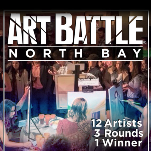 Art Battle: North Bay 2019