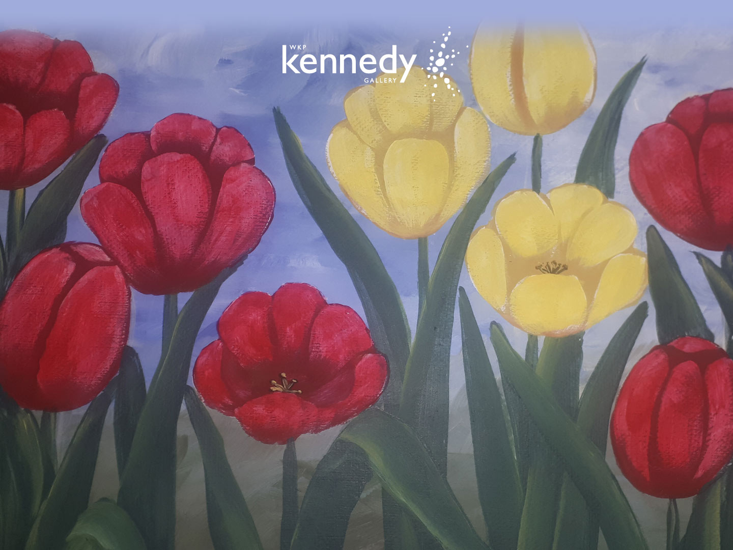 May Paint Night at the WKP Kennedy Gallery