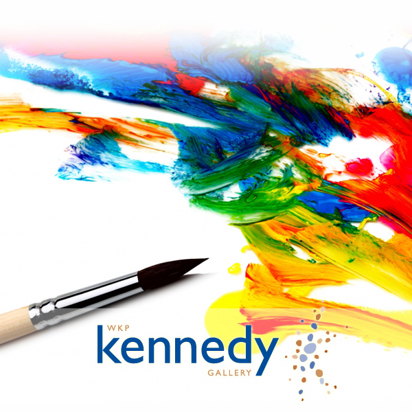 February Paint Night at the Kennedy Gallery